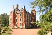 Schloss / Chateau Südburgund / Frankreich: Exklusives Schloss / Schlosshotel bei Macon / Dijon / Lyon / Genf